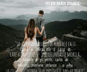 iubire, statusuri, and citate in romana image