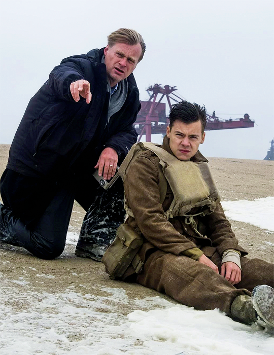 actor, Christopher Nolan, and one direction image
