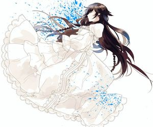 pandora hearts and alice baskerville image