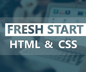 html css tutorial, html and css course, and how to learn html and css image