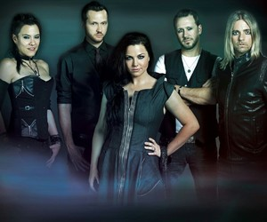 amy lee, evanescence, and gothic metal image