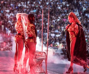 beyoncé, formation world tour, and croke park image