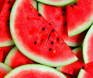 funny, watermelon, and summer image