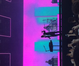aesthetic, the 1975, and pink image
