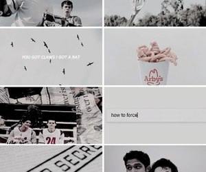 friendship, tyler posey, and scott mccoll image