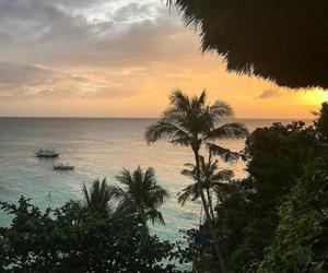 awesome, paradise, and sunrise image