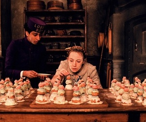 wes anderson, movie, and the grand budapest hotel image
