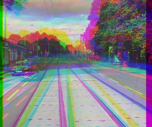 3d, anxiety, and depressed image