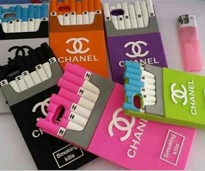 case, iphone, and coque smoking kills image