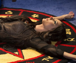 samantha robinson, anna biller, and the love witch image