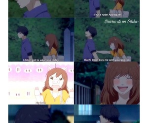 anime, quotes, and anime couple image