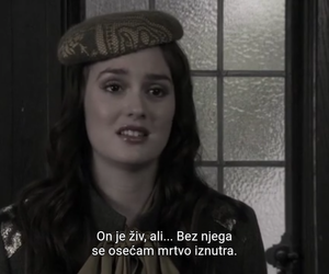 blair, quote, and chuck image
