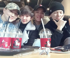 jhope, bts, and ‪‎zelo‬ image