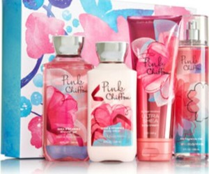 lotion, perfume, and bath and body works image