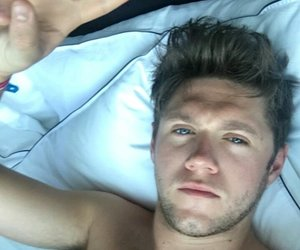 bedtime, niall horan, and love image