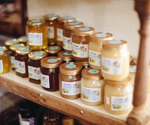 vintage, delicious, and honey image