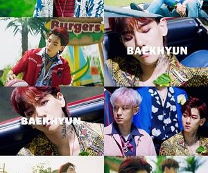 exo, korean, and exom image