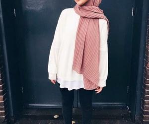 hijâbi, fashion, and girl image