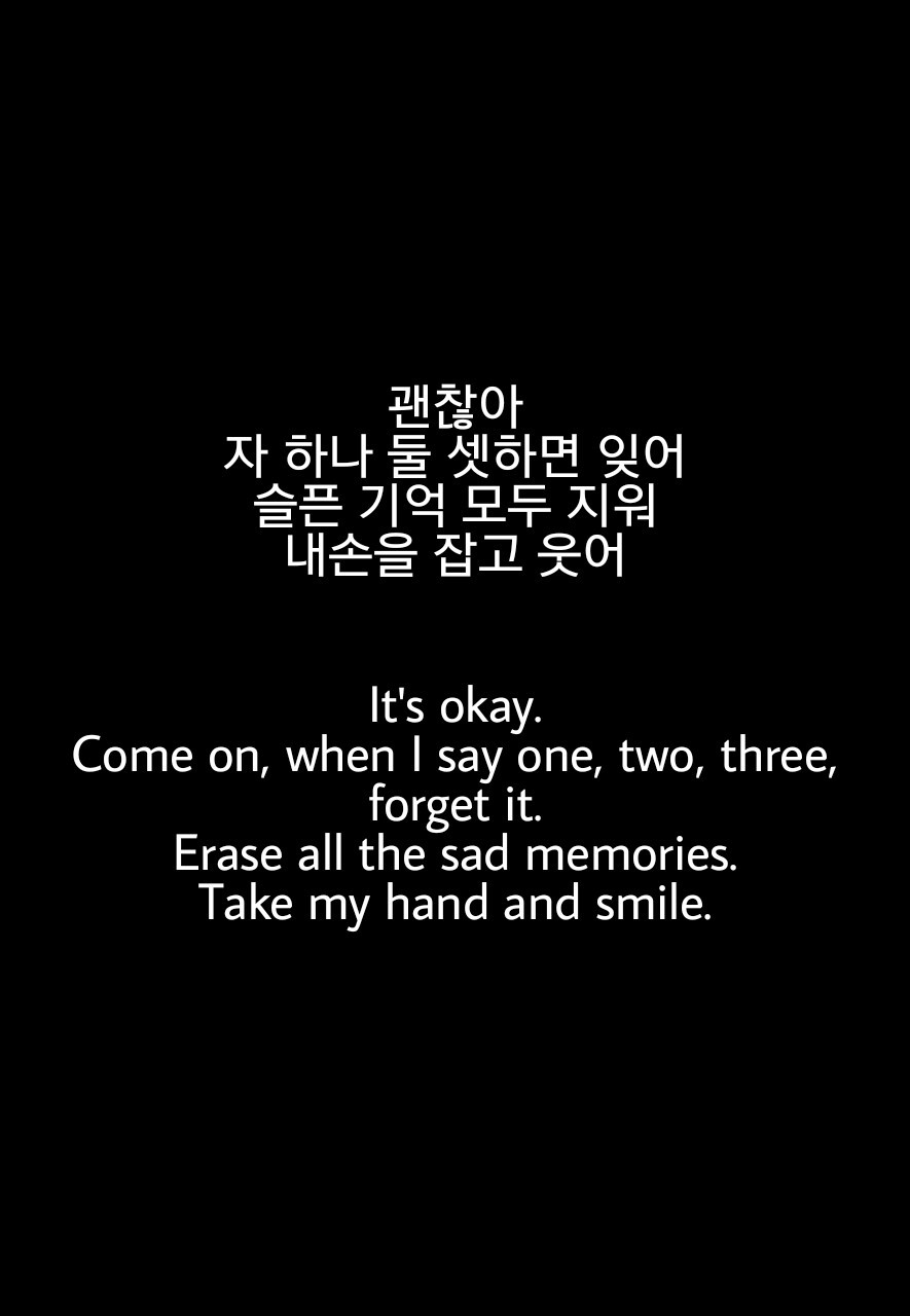 images about lyrics hangul on we heart it see more about
