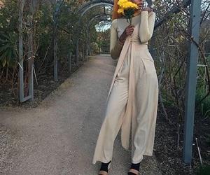 beautiful, beauty, and hijab image