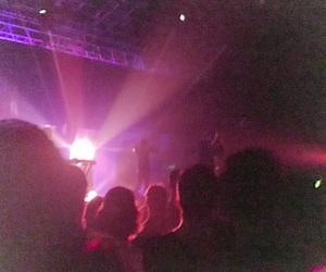 concert, grunge, and light image
