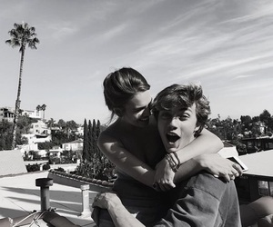 lucky blue smith and stormi bree image