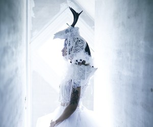haute macabre and ashley rose couture image