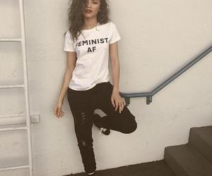 zendaya and feminist image