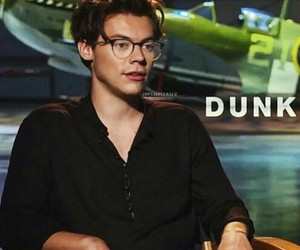 Harry Styles, dunkirk, and interview image