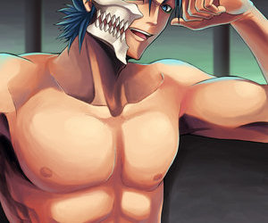 anime, grimmjow, and bleach image