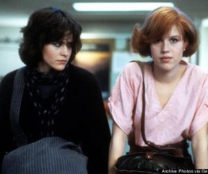 The Breakfast Club, 80s, and Molly Ringwald image