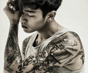 rome, christian yu, and Tattoos image