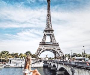 blogger, dress, and paris image