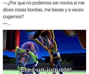 toy story, amantes, and negación image