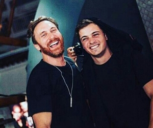 dj, martin garrix, and david guetta image