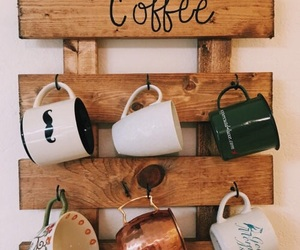 coffee, diy, and cup image