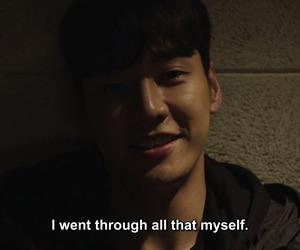 korean, Korean Drama, and lookout image