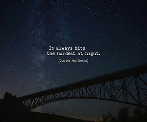 night and love image