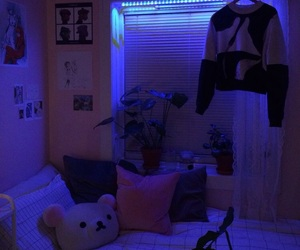 aesthetic, room, and tumblr image