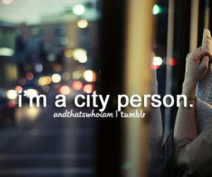 quote and city image