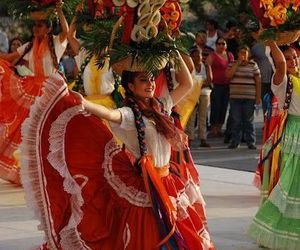 oaxaca and méxico image