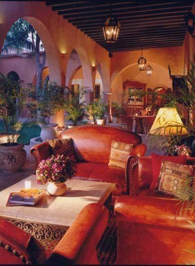 Hacienda and méxico image