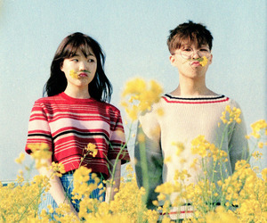 suhyun, chanhyuk, and akmu image