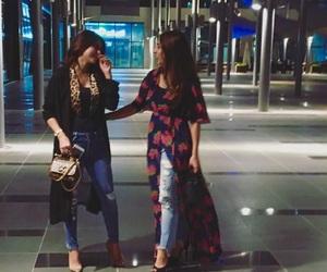 bff, fashion, and pakistani actresses image