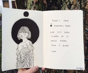 art, indie, and quotes image
