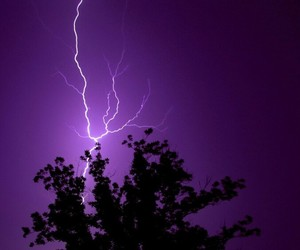 purple, stormy, and theme image