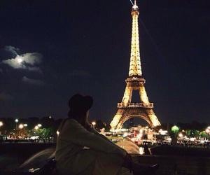 paris, eiffel tower, and beautiful image