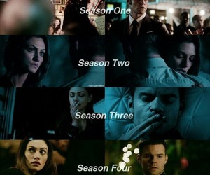 edit, seasons, and The Originals image
