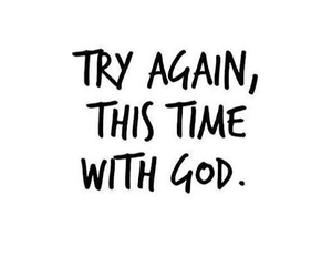goals, god, and try image