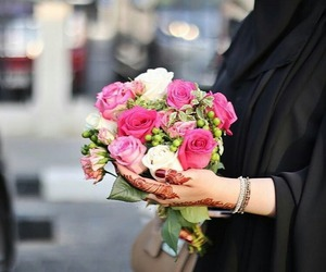 rose bouquet, cozy, and flowers image